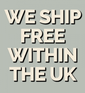 we ship for free within the uk carnival letters