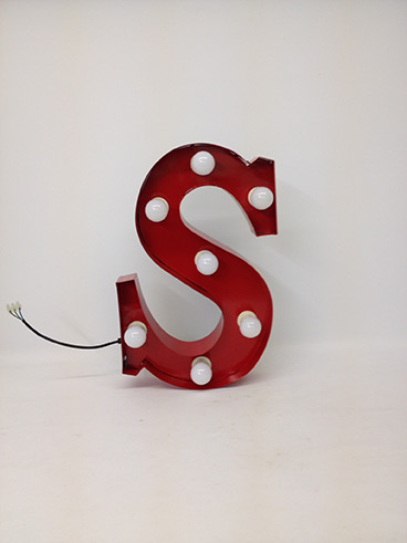 red s carnival letter