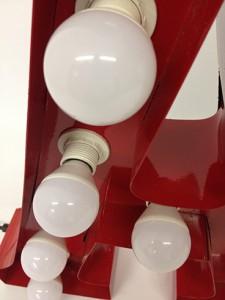 carnival letter cheap led bulb detail